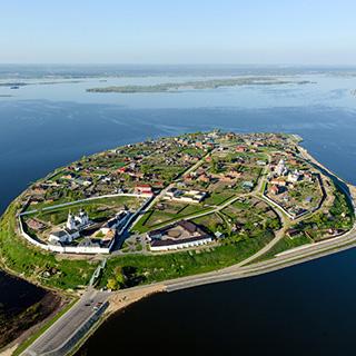 Сказ острова-града Свияжска