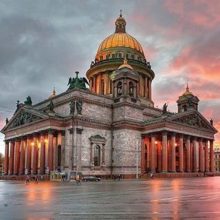 Санкт-Петербург – город всех вер
