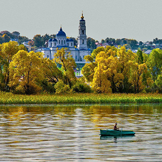 Уездный город Чистополь
