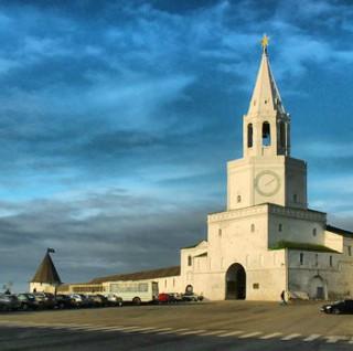 Казанский Кремль музей-заповедник