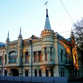 Литературный музей Г. Тукая