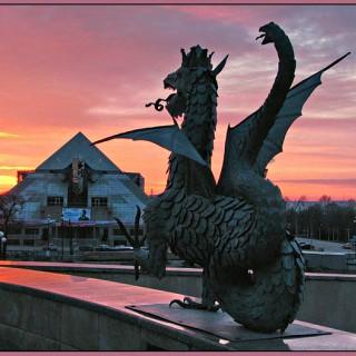 Красная слобода Казани