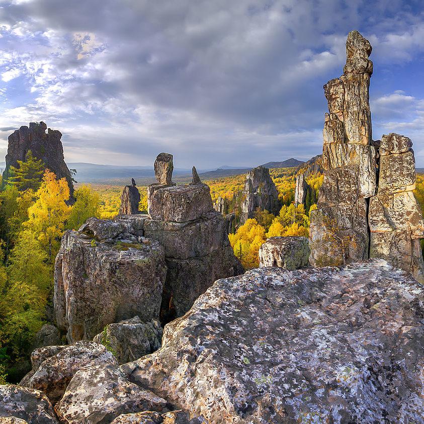 Idel-Ural Reisen