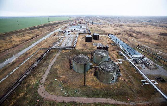 Former Kama Atomic Station