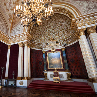 Императорский Петербург: праздники и повседневность