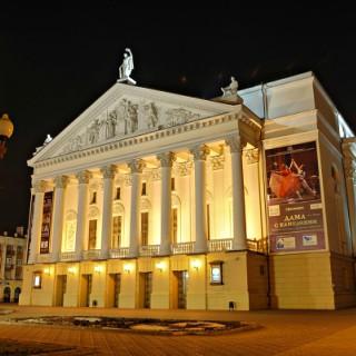Казань музыкально-театральная