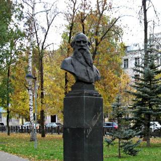 Л.Н. Толстой в Казани