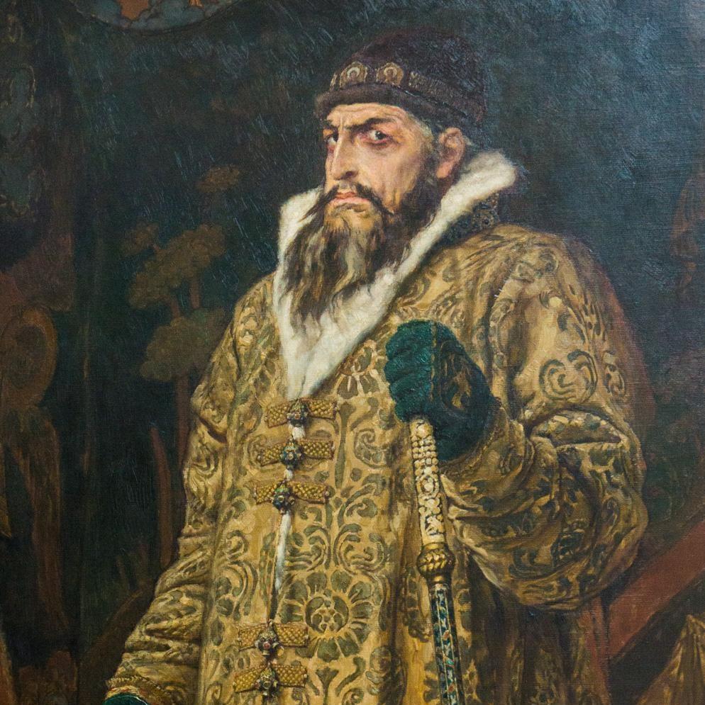 Große Reise von Iwan IV. Dem Schrecklichen Moskau-Kasan